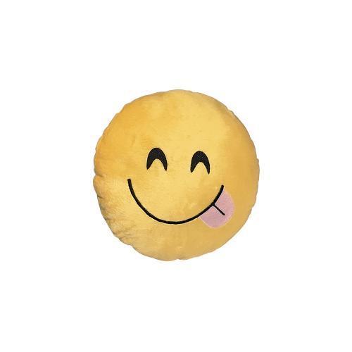 Pelúcia Emoji Feliz Mostrando a Língua Zoomania