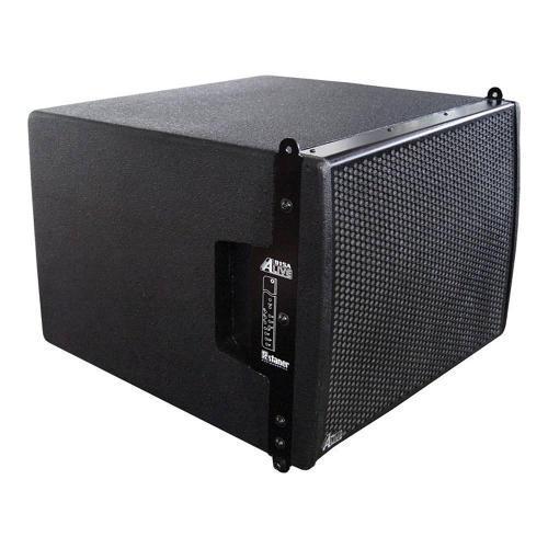 Caixa Acústica Staner Passiva 700 W Rms Alive 915a