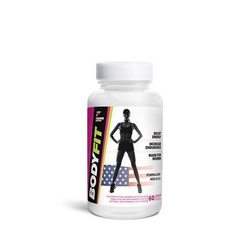 Bodyfit Nutrition Body Fit 60 Cápsulas