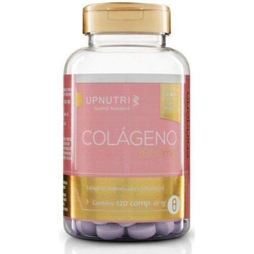 Upnutri Colágeno - 120 Cápsulas de 1000mg