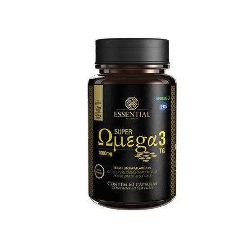 Essential Nutrition Dha 90 Cápsulas