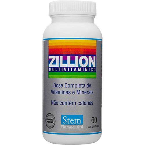 Stem Pharmaceutical Zion Multivitaminíco 60 Tabs
