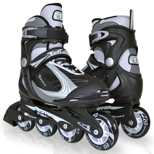Patins Traxart Faster Cinza