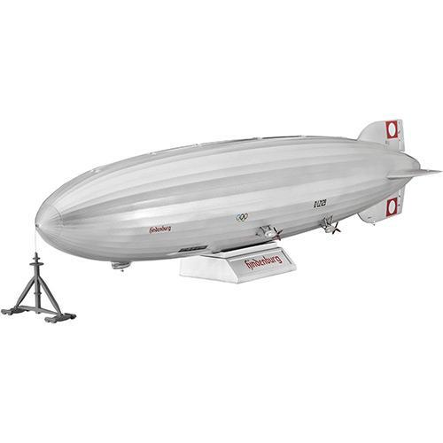 Airship Lz 129 Hindenburg 04802 Revell - Aeromodelismo