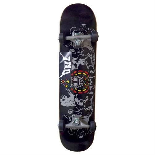 Skate Owl090003 Street - Roots Preto Owl Skates