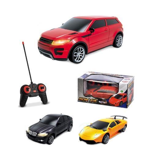 Carro de Controle Remoto Movido a Bateria Racing Club Speed Zoop Toys