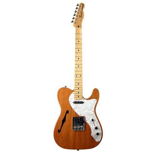 Guitarra Fender 69s Tele Thinline Natural