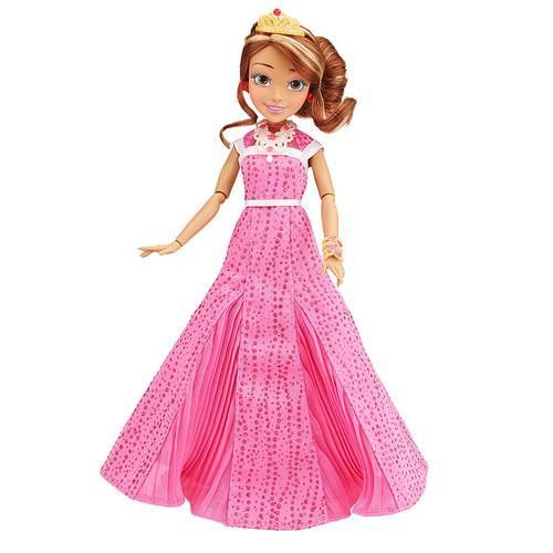 Boneca Princesas da Disney Hasbro Descendentes Coroação Audrey B3123