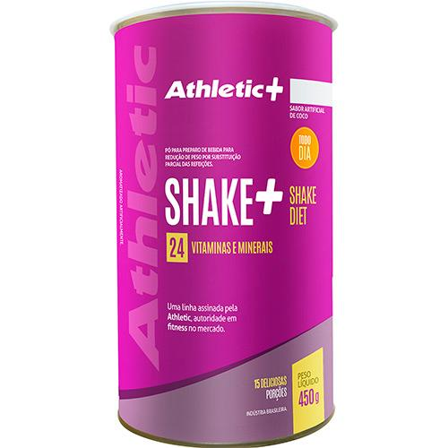 Athletic Shake+ 450g Chocolate