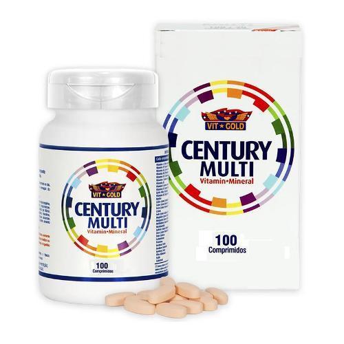 Vitgold Century Multi 100 Comprimidos