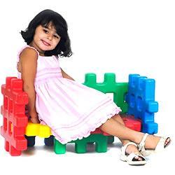 Playground Monte Play - Sofa Alpha Brinquedos 5430
