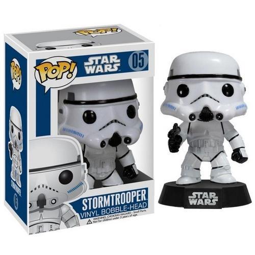 Boneco Stormtrooper Star Wars Funko