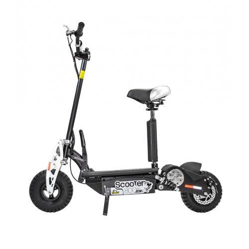 Scooter 800w Preto Two Dogs