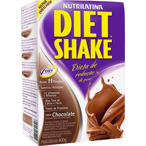 Nutrilatina Diet Shake Carbocontrol 400g