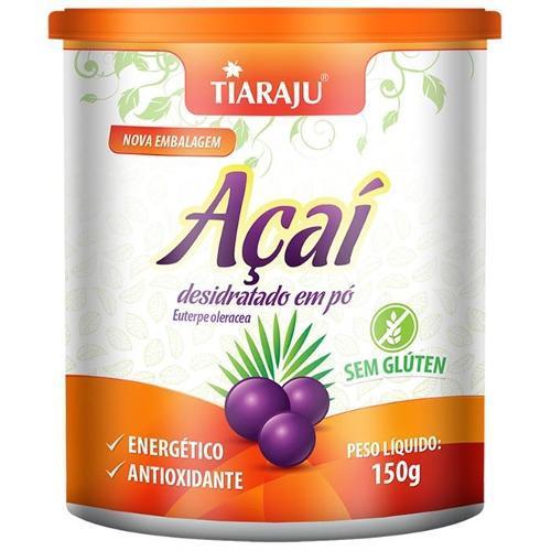 Tiaraju Açaí 60 Cápsulas