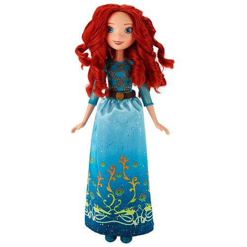 Boneca Princesas da Disney Hasbro Clássica Merida B6447