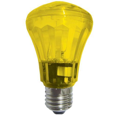 Lâmpada Taschibra Strobe Light 1w 220v - Amarelo - 7897079027228