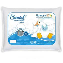 Travesseiro Plumasul Baby 85% Pena e 15% Pluma Percal 30x40cm