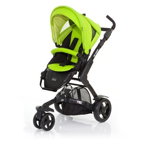 Carrinho de Bebe Abc Design 3 Tec Sem Moises Verde