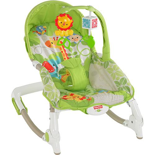 Cadeira Fisher Price Verde Ultra Conforto