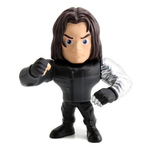 Boneco Soldado Invernal Capitão América Civil War Jada Toys