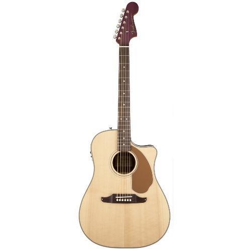 Violão Eletroacústico Sonoran Sce Wildwood 6 Cordas Aço Natural Fender