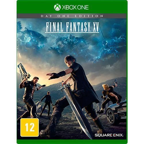 Jogo Final Fantasy Xv - Xbox One - Square Enix