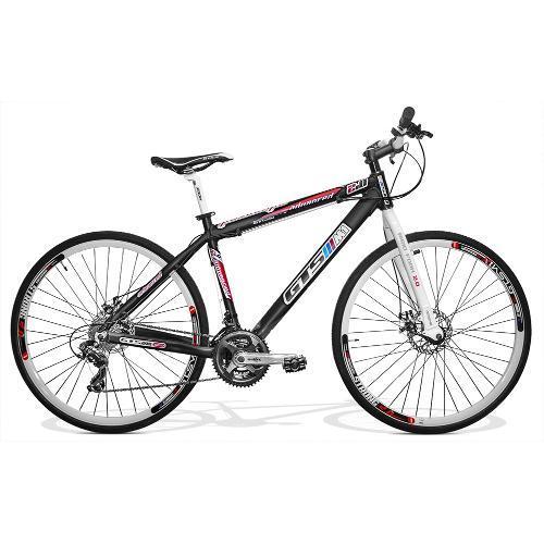 Bicicleta Gts M1 Advanced 2.0 T17 Aro 29 Rígida 24 Marchas - Preto
