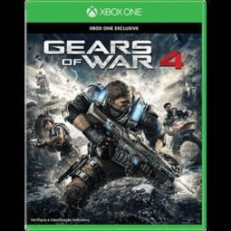 Jogo Gears Of War 4 - Xbox One - Microsoft Game
