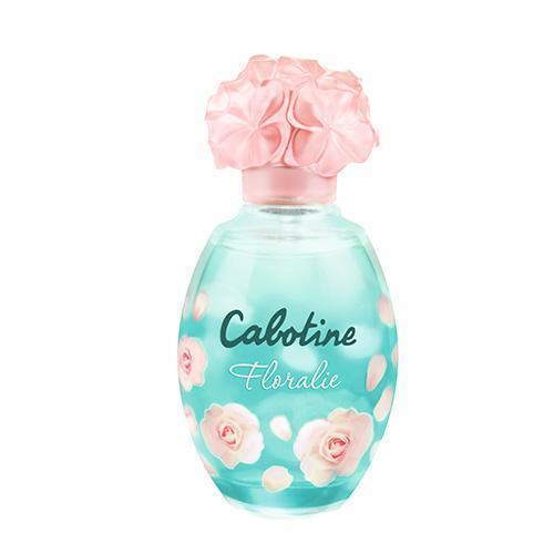Perfume Cabotine Floralie Parfums Gres Eau de Toilette Feminino 100 Ml