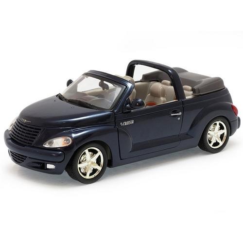 Carrinho Chrysler Pt Cruiser Conversível Motormax