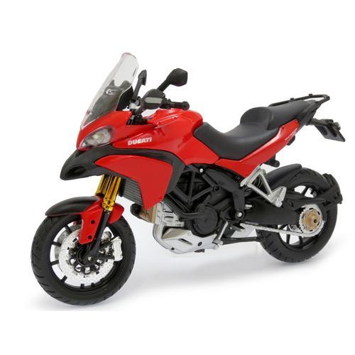 Moto Ducati Multistrada 1200s 1:12 Maisto