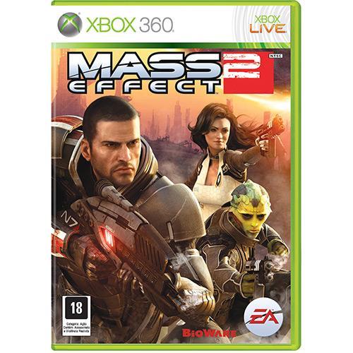 Jogo Mass Effect 2 - Xbox 360 - Ea Games