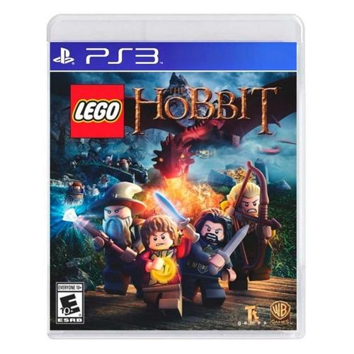 Jogo Lego Hobbit - Playstation 3 - Warner Bros Interactive Entertainment