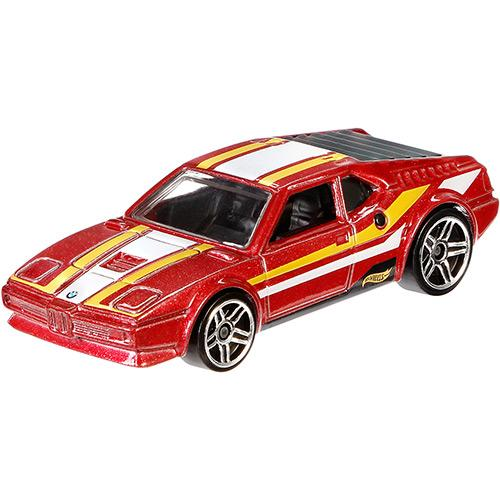 Carrinho Hot Wheels Bmw M1 Mattel