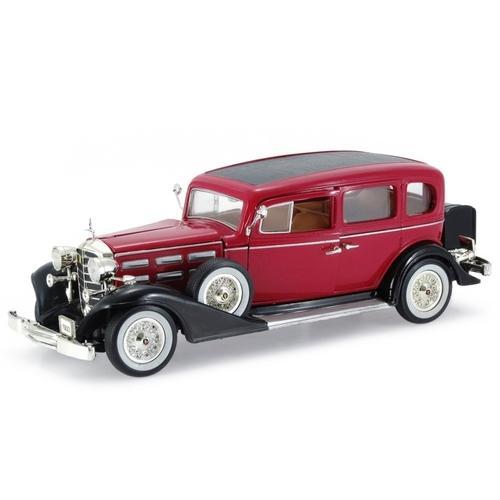 Carrinho Cadillac 1933 Series 355c V8 1:32 Signature