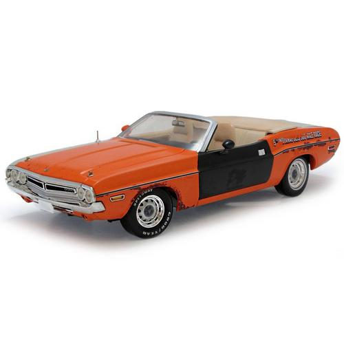 Carrinho Dodge Challenger 1971 Indy Pace Car 1:18 Greenlight