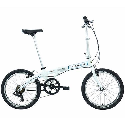 Bicicleta Dahon Vybe C7a Aro 20 Rígida 7 Marchas - Branco