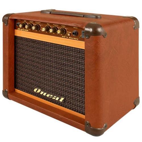 Caixa Acústica Oneal Cubo 30 W Rms Ocg100