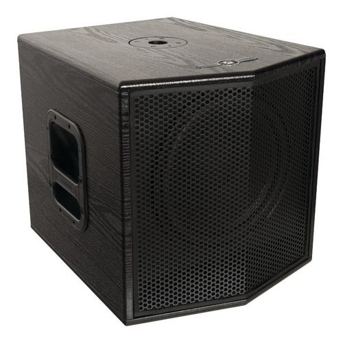 Caixa Acústica Frahm Ativa 500 W Rms Ps12swa