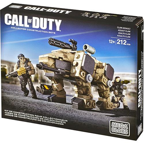 Mattel Call Of Duty Assalto Claw Dcl10