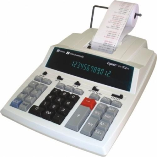 Calculadora de Impressão Copiatic 4,1 Linha/seg 12 Dígitos Bivolt Cic302ts Menno