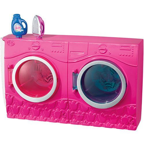 Barbie Lavanderia Mattel