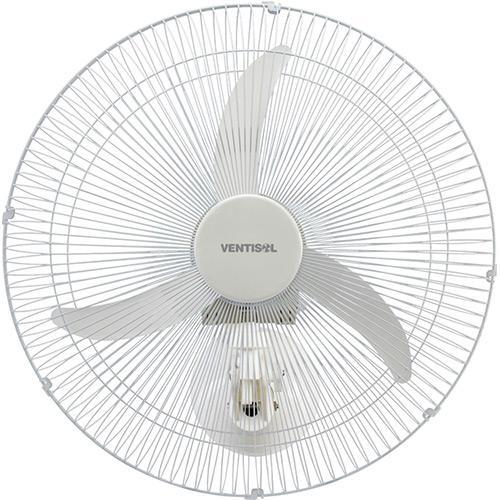 Ventilador de Parede 3 Pás Venti Delta New Premium Branco 50cm - Bivolt