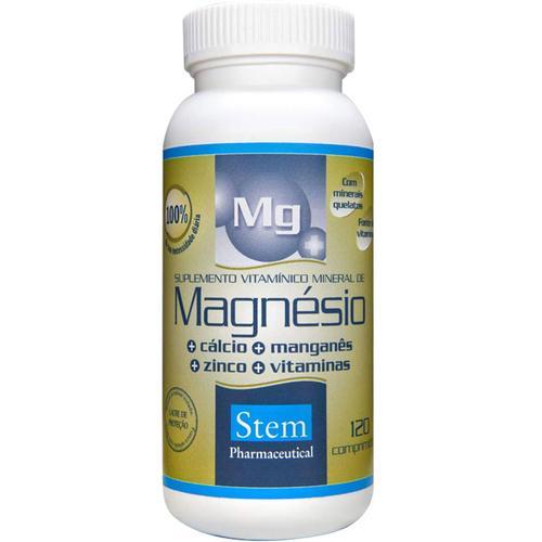 Stem Pharmaceutical Magnésio 120 Comprimidos