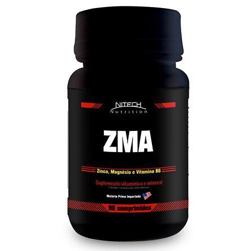 Zma - 90 Cápsulas Nitech Nutrition