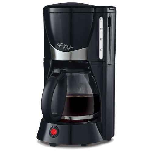 Cafeteira Elétrica Fischer Cook Line Preto 220v - 1521016698