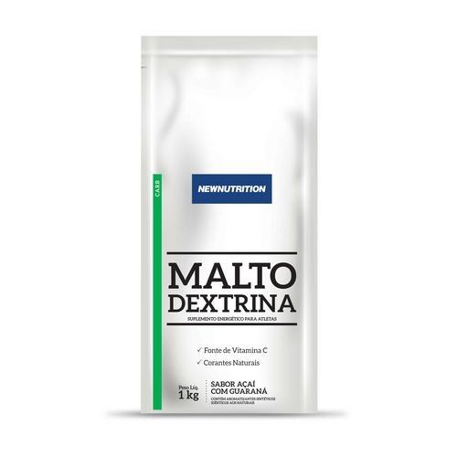 Maltodextrina 1kg New Nutrition