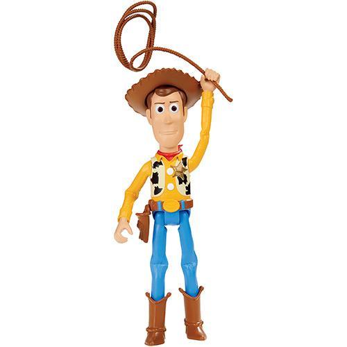 Boneco Toy Story 3 Básico - Woody Com Laço Mattel