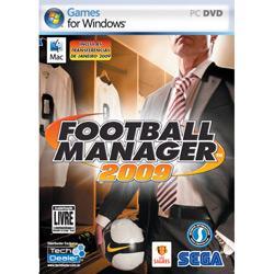Jogo Football Manager 2009 Sega - Pc
